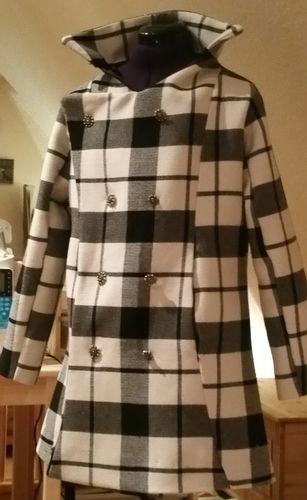 Makerist - BeeAutiful - das erste Mal Mantel und das erste Mal Muster - Nähprojekte - 1