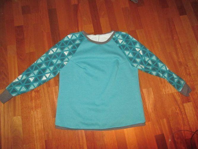 Makerist - ein Pullover für Mama - Nähprojekte - 1