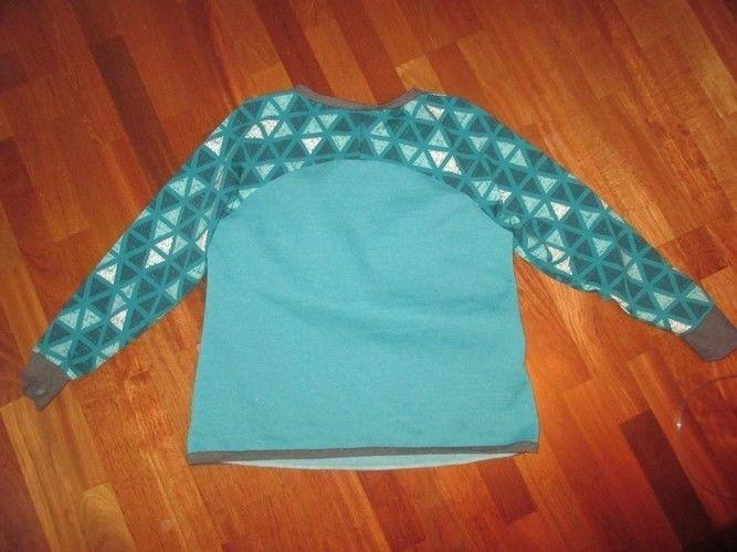 Makerist - ein Pullover für Mama - Nähprojekte - 2