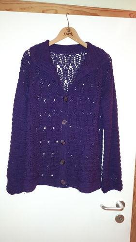 Makerist - Warme Jacke aus 100% Alpaca - Häkelprojekte - 1