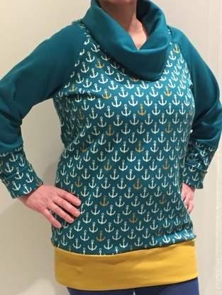 Makerist - Mein erster Pullover - für mich - 1