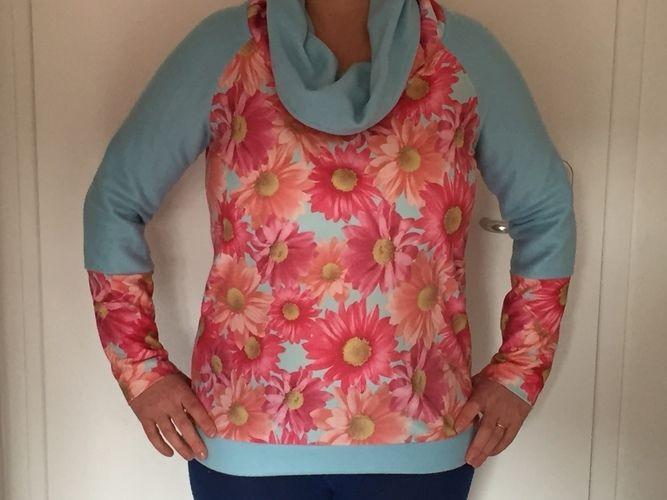 Makerist - Mein erster Pullover - für mich - Nähprojekte - 2