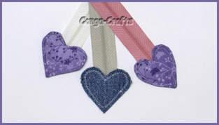 Makerist - Herzenden für Reißverschlüsse, statt die Viereckigen - 1