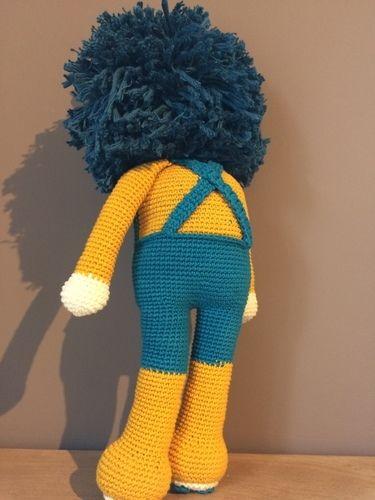 Makerist - Doudou lion crochet  - Créations de crochet - 3