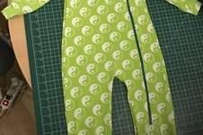 Makerist - Romper abgewandelt zum Schlafanzug - 1