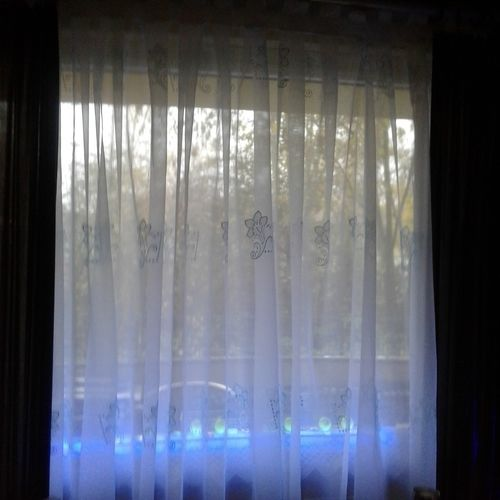 Makerist - Gardine für Wohnzimmer aus einem Video aus dem Internet - Nähprojekte - 2
