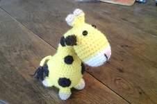 Makerist - Olaf la Gigi tricotée au crochet pour mon petit fils Aymeric  - 1