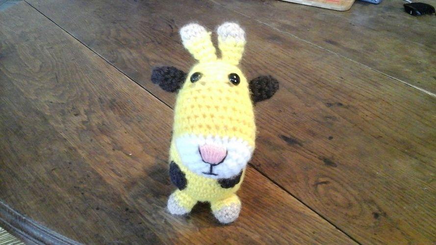 Makerist - Olaf la Gigi tricotée au crochet pour mon petit fils Aymeric  - Créations de crochet - 2