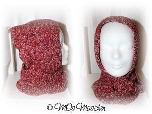 "Makerist - Kapuzenloop ""Sans Couture"" - 1"