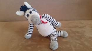 Makerist - Zacharias Zebra - 1