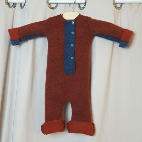 Makerist - Baby-Winteranzug - Nähprojekte - 1