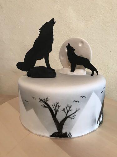 Makerist - Vollmond - Torten, Cake Pops und Cupcakes - 1