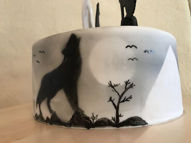 Makerist - Vollmond - Torten, Cake Pops und Cupcakes - 3