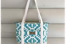 Makerist - Der Sommer kann kommen - meine erste Svea Handtasche - 1