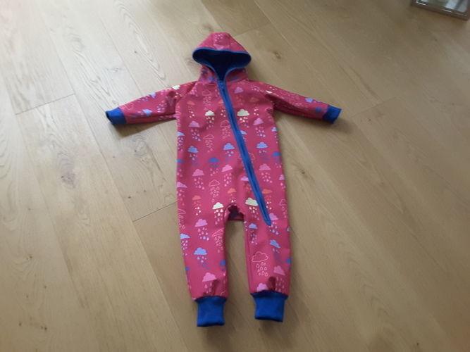 Makerist - Matschanzug für meine Enkeltochter - Nähprojekte - 1