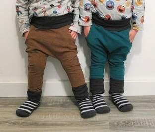 Makerist - Neue Hosen für die Neffen - 1
