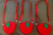 Makerist - Schneewittchens Apfeltasche - Handtasche passend zum Karnevalskostüm - 1