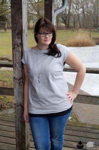 """Makerist - """"Shirt Nr. 4"""" von Lillesol & Pelle - Nähprojekte - 1"""