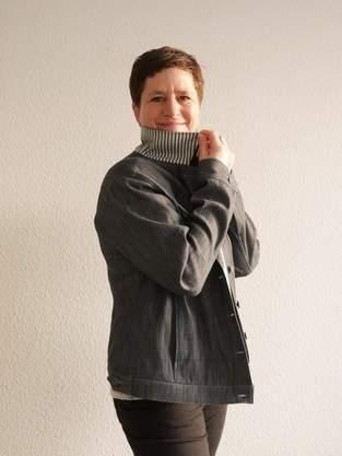 Makerist - Doubleface Jeansstoff trifft auf Jeansjacke - 1