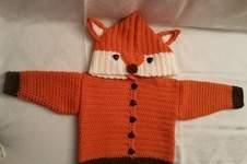 Makerist - Fuchsjacke für meine Enkelin - 1