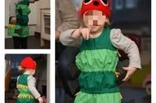 """Makerist - Kostüm """"Kleine Raupe Nimmersatt"""" - 1"""