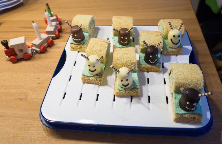 Makerist - Schneckenkuchen - Torten, Cake Pops und Cupcakes - 3