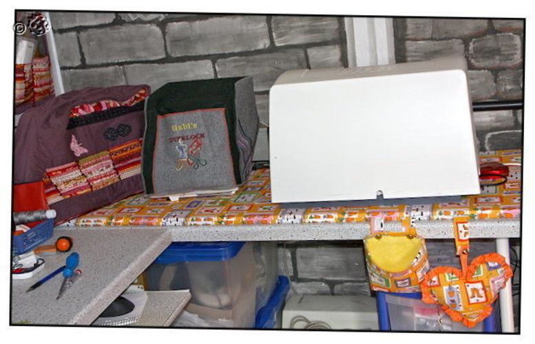 Makerist - Unterlage, Nadelkissen & Fadensammler - Werkzimmer - 1