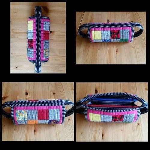 Makerist - Fächertasche aus Restenstoff - Nähprojekte - 2