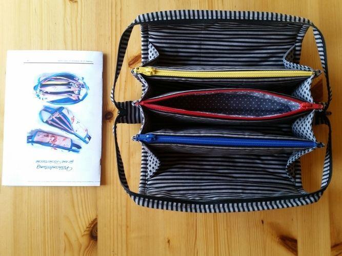 Makerist - Fächertasche aus Restenstoff - Nähprojekte - 3