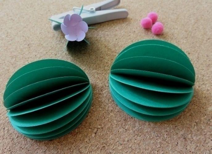 Makerist - Cactus en papier - Autres créations - 3