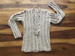 Makerist - Pullover mit V Ausschnitt - 1