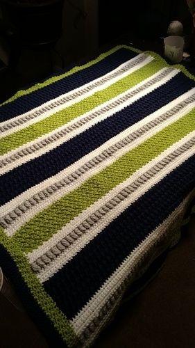 Makerist - Stich Play Baby Blanket - Crochet Showcase - 2