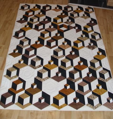 Makerist - Quilt 2017 - Patchwork-Projekte - 1