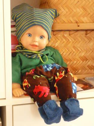 Makerist - näh café: Neue Puppenkleider für den Herbst - 1