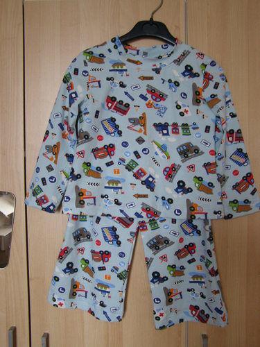 Makerist - Pyjama enfant - Créations de couture - 1
