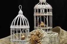 Makerist - Vintage Vogelkäfige aus Papier - 1