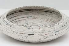 Makerist - Schale aus Zeitungspapier - 1