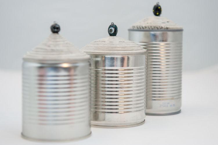 Konservendosen Upcycling Von Ina Schemeit Diy Projekte