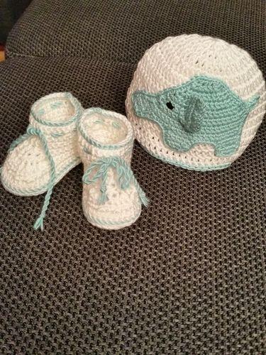 Makerist - Kleine Erstausstattung fürs Baby. - Häkelprojekte - 1