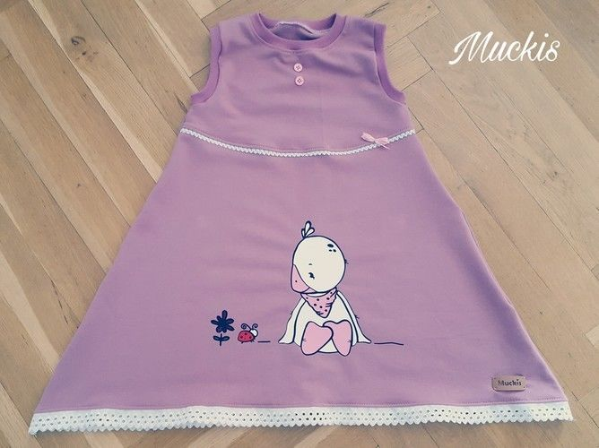 Makerist - Tunikakleidchen - Textilgestaltung - 1