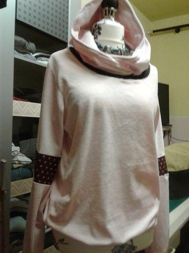 Makerist - Milara Ebook Hoody mit Kapuze - Nähprojekte - 3