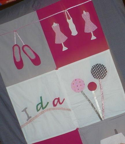 Makerist - Babydecke Ida - Patchwork-Projekte - 1