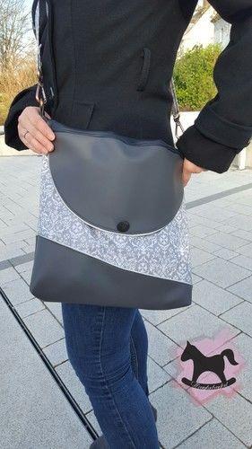 Makerist - Schickimicki Flapbag by Unikati - Nähprojekte - 1