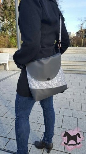 Makerist - Schickimicki Flapbag by Unikati - Nähprojekte - 2