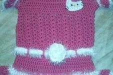 Makerist - Hello Kitty Kleidchen für meine Tochter - 1