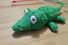 Makerist - Schnappi das kleine Krokodil - 1