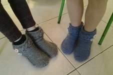 Makerist - chaussons enfants - 1