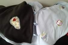 Makerist - capes d'hiver fillettes - 1