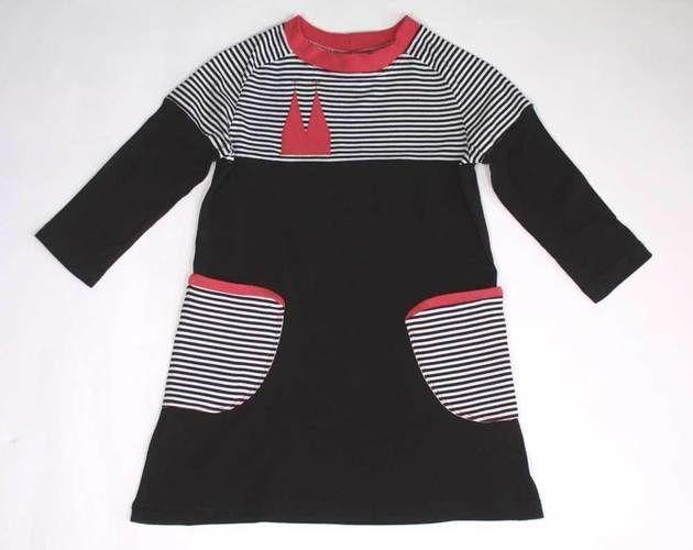Makerist - Kleid für kleine Kölnerin - Nähprojekte - 1