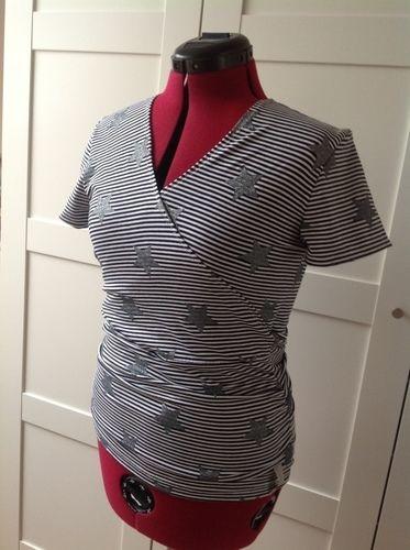 Makerist - T-Shirt Marietta - Nähprojekte - 2